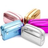 cosmetic bag for women skincare cosmetic pouch from China