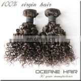 No chemical processed can dyed and bleached popular soft coarse yaki hair extension