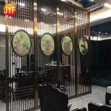 Jyf0057 Laser Cut Metal Partition Room Divider Screen Price Home Room Decorative Partitions Panels Black 3 Panel Metal Room Dividers