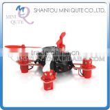 Mini Qute RC remote control flying LED Helicopter Quadcopter Headless mode Educational electronic toy NO.V282