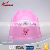 2015 new baby potty cartoon style kids baby toilet seat plastic