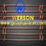 Architectural Decorative wire mesh screen for Ceiling Cladding, Facades,wall, cable mesh Patterns | generalmesh