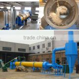 advanced top design sawdust briquette dryer/sawdust pellet fuel dryer/drying sawdust briquette machine