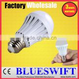Emergency LED with Battery Powered Light Electric Bulb Light                                                                         Quality Choice