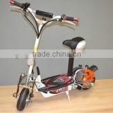 2013 New model 500w high speed brushless cheap 49cc gas scooter 500w electric scooter hybrid scooter (LD-EGS50Z)
