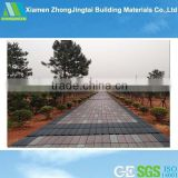 High-tech eco-friendly best quality flooring materials tiles water permeable laying concrete block