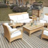 Outdoor furniture rattan stackable chairs