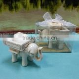 Wedding gifts and party favor Lucky Elephant Tea Light Candle Holder