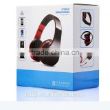 china bluetooth headset price Foldable Handsfree Headset with Mic bluetooth headset for bicycle helmet