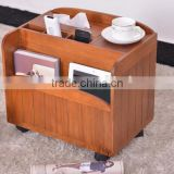 Wood desk organizer Sundries Storage Box mini Sundries case cosmetic bag small wood desktop for office use