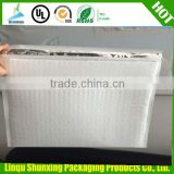 White LDPE bubble courier bag / jiffy mailing bag / kraft bubble mailer bag