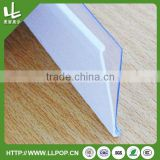 OEM Plastic Shelf Adhesive Label Holder