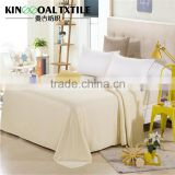 400TC 100% Bamboo flat sheet in King size