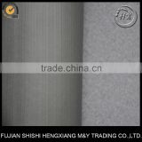Embossed 1.2mm Full Striped Grain China Wholesale PU Synthetic Leather For Trademark,Handbag