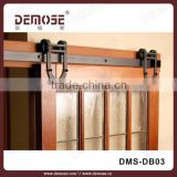 used barn door hardware/wood barn door wholesale
