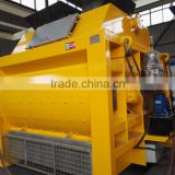 JS series concrete mixer JS1500 hydraulic or pneumatic concrete mixer
