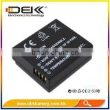 DBK Camera battery For Panasonic DMW-BLE9E Lumix DMC-GF3