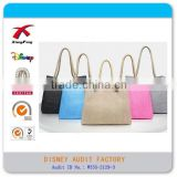 Fashion Designer Lady Woman Handbag, Wholesale Handbag China, Canvas Shoulder Shopping Tote Bag