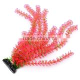 New 40x10x5.5cm Aquarium Artificial Aquatic Grass Plants Fish Tank Ornament Plant Decoration