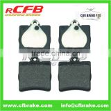 CAR PART AUTO BRAKE PAD FOR BENZ C-CLASS,CLK,E-CLASS,SLK,202,203,208,209,124,210,170,171