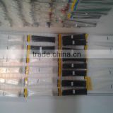 WHOLESALES 4*350 PA66 nylon cable ties/wenzhou cable strips