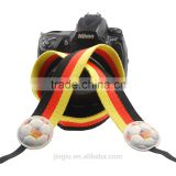 World Cup Germany Flag Camera Straps For Nikon for canon for Sony for Olympus for Pentax for Leica