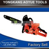 wood cutting machine wood cutter 52cc petrol chain saw
