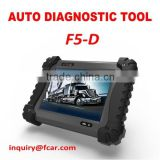 Fcar F5-D professional car and truck diagnostic tool for Volvo, Man, Scania, Mercedes, Hino, Iveco