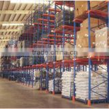 drive in storage pallet racking high density