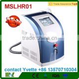 2017 Newest IPL Hair removal machine/Portable ipl laser hair removal machine for sale