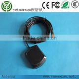 profession manufactory black rubber duck high dbi passive navigation ipad external gps antenna