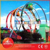 most thrilling !buy outdoor thrilling rides ferris ring car for amusement park items