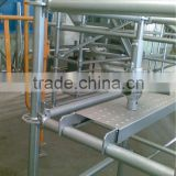 Layher Ringlock scaffolding system