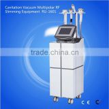 Laser Tattoo Removal Equipment Ultrasound Cavitation For Cellulite Cynthia Rf Machine Cavitation Vacuum Mongolian Spots Removal Vacuum Fat Loss Machine Multipolar RF Slimming Machine RU1601