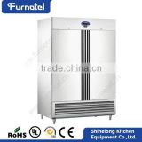 Hot Selling Europe Design Commercial Mobile Hotel French Door Refrigerator