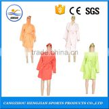 Cangzhou factory wholesale best fancy dressing robe for mens/womens,cheap couples microfiber bathrobes