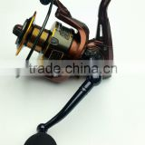 High quality micro fishing reel big fishing supplies aluminium spool fishing products