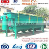 Engineer available overseas service waste water treatment dissolved air flotation water treatment equipment