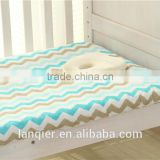 China manufacturer 100% cotton baby crib fitted sheet                                                                         Quality Choice