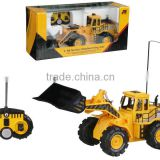 Factory Prices!!!!1:10 6 Channels RC heavy construction car vehicles from Shantou chenghai factory