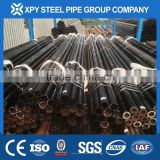 ASTM A106 GR.B carbon steel tube steel pipe black painting
