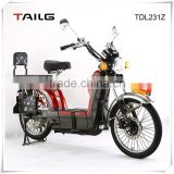 China wholesale durable loading electric bike Tailg cargo motorcycle