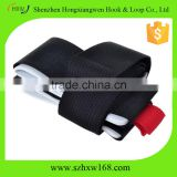 Black Strong Ski Shoulder Carrier Ski Handle Strap Binding Protection
