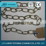 Direct Factory Sale Decorative Brass Swing Chain