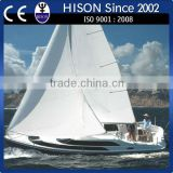 Hison economic fuel cabin cruiser boats