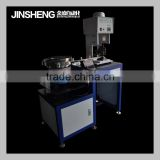 JS-2008A8 semi-auto bulk terminal high quality copper wire cutting machine cable lug press equipment