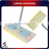 China manufacturer OEM useful magic removable easy use microfiber wood floor and kitchen cleaning mops