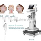 Eyes Wrinkle Removal 2015 Newest HIFU Focused Skin Tightening Ultrasound Skin Tightening Machine 4MHZ/7Mhz/8MHz/10MHz High Frequency Machine For Hair