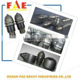 tungsten carbide rotary cutting tools coal mine pick coal bullet mining cutter for roadheader or coal shrearer