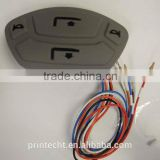 membrane circuit switch manufacturers for cold storage warehouse crane machine with pcb and rubber